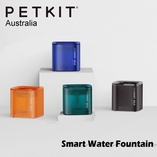 Petkit Eversweet SoloPet Dog Cat Smart Water Dispenser Drinking Fountain feeder Bowl Ultra-Silent