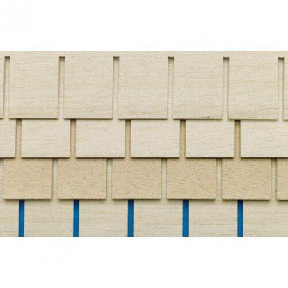Roof Tile Strips 4 pcs