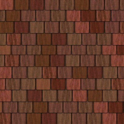Large Red Roof Tile Sheet