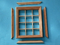 12 Pane Window