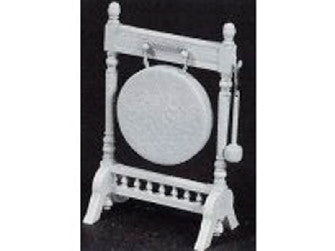 Dolls House Miniature Gong Stand - Kit, Study - The Dolls House Store