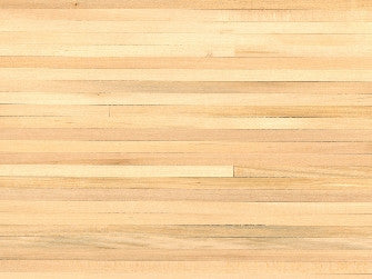 Dolls House Miniature Bare Wood Strip Flooring (Wood), Flooring - The Dolls House Store