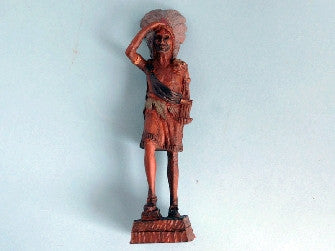 Dolls House Miniature Indian Figure, Study - The Dolls House Store