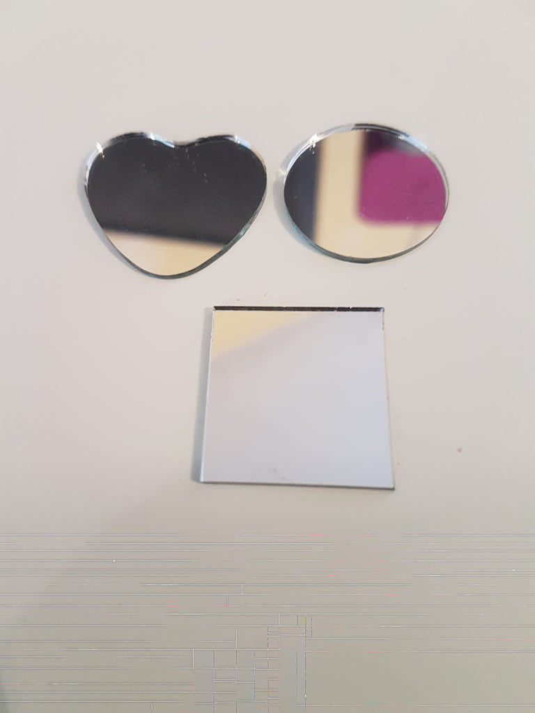 Pack Of 3 Mirrors