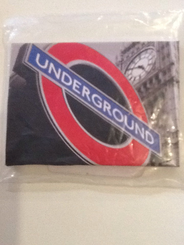 Canvas Of London Underground