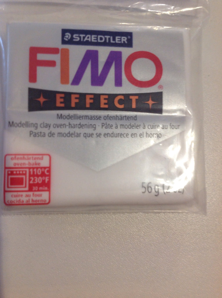 Fimo Effect White No 14