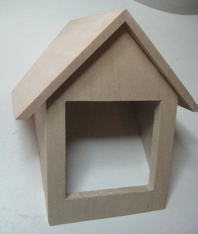 Dolls House Miniature Dormer Window 45 Degree, DIY - The Dolls House Store
