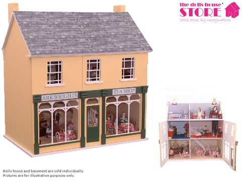 Dolls House Miniature Arkwrights Shop, Dolls Houses and Basements - The Dolls House Store