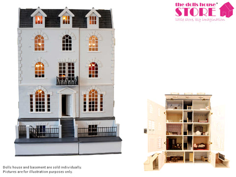 Dolls House Miniature Beeches, Dolls Houses and Basements - The Dolls House Store