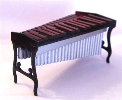 Dolls House Miniature Xylophone, Music Room - The Dolls House Store