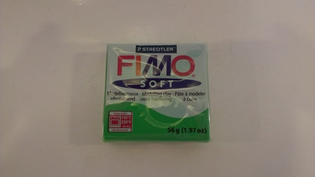 Dolls House Miniature Tropical Fimo 53 Soft 56g Blocks, DIY - The Dolls House Store