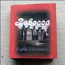 Dolls House Miniature Rebecca Illustrated Book, Miniature Books - The Dolls House Store