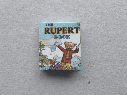 Dolls House Miniature Rupert 1941 Limited Edition Annual, Miniature Books - The Dolls House Store