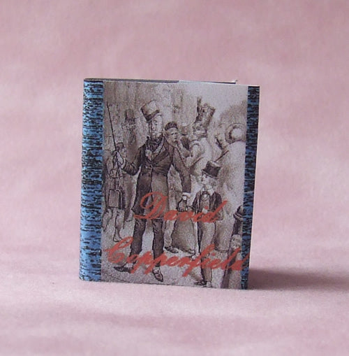 Dolls House Miniature David Copperfield Book, Miniature Books - The Dolls House Store
