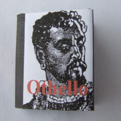 Dolls House Miniature Othello Book, Miniature Books - The Dolls House Store