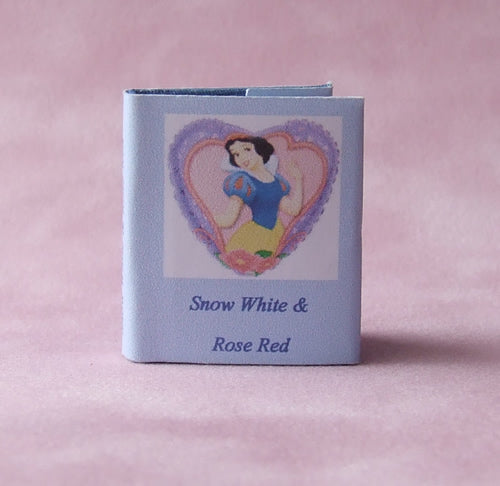 Dolls House Miniature Snow White Book, Miniature Books - The Dolls House Store