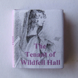 Dolls House Miniature Tenant of Wildfell Hall Book, Miniature Books - The Dolls House Store