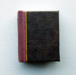 Dolls House Miniature Descent of Man Classic Bound Book, Miniature Books - The Dolls House Store