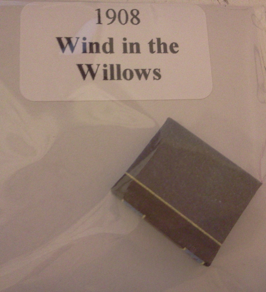 Dolls House Miniature Wind in the Willows Classic Bound Book, Miniature Books - The Dolls House Store