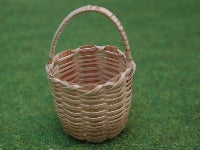 Dolls House Miniature Basket 4cm, Accessories - The Dolls House Store