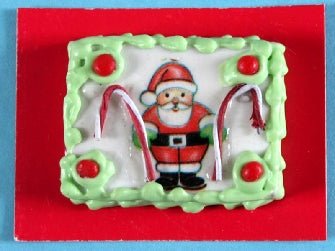 Dolls House Miniature Christmas Cake, Christmas - The Dolls House Store