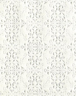 Dolls House Miniature Embossed Ceiling Paper, Wallpaper - The Dolls House Store