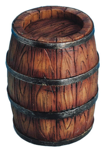 Dolls House Miniature Resin Barrel, Pub - The Dolls House Store