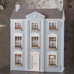 Dolls House Miniature Classical Dolls house Kit, Dolls Houses and Basements - The Dolls House Store