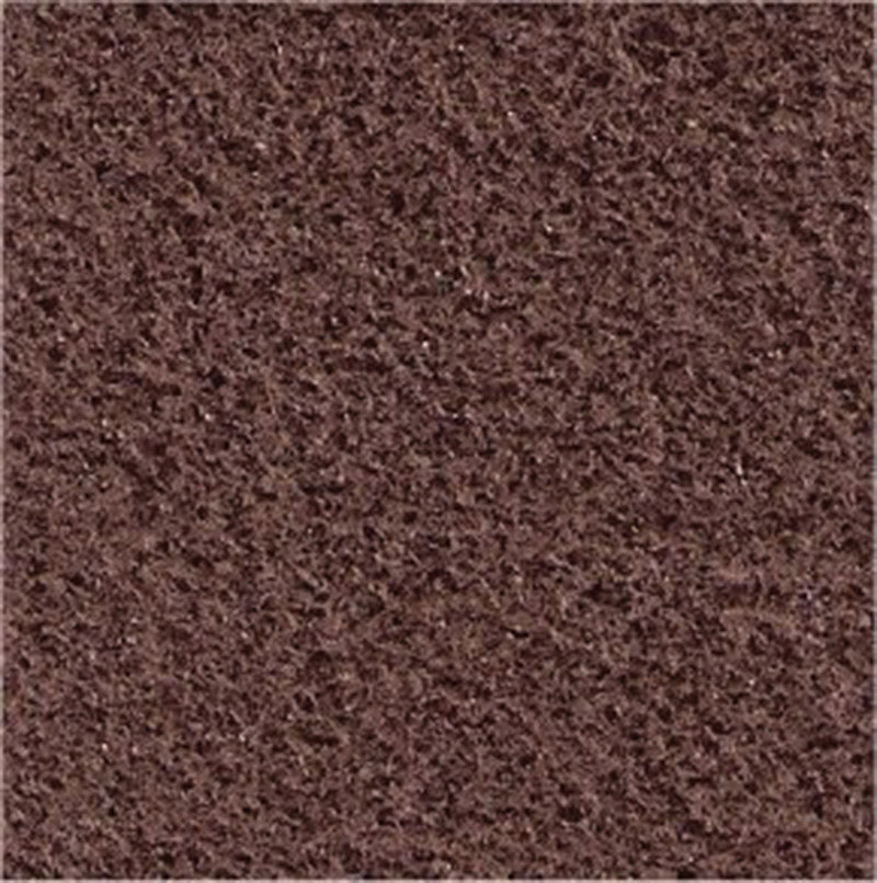 Dolls House Miniature Dark Brown Self Adhesive Carpet, Flooring - The Dolls House Store