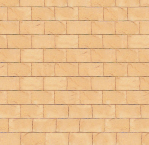 Dolls House Miniature Bath Stone Paper, Wallpaper - The Dolls House Store