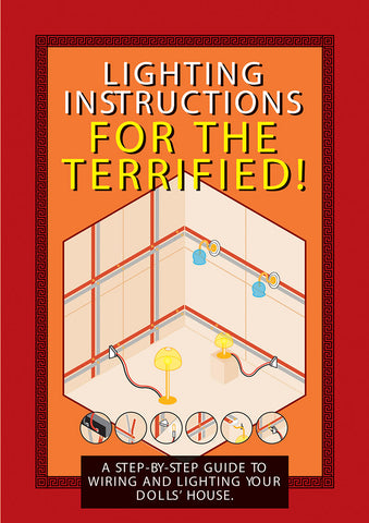 Dolls House Miniature Lighting Instructions, Lighting - The Dolls House Store