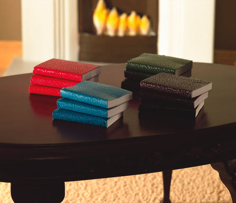 Dolls House Miniature Large Books 12 Pcs, Study - The Dolls House Store