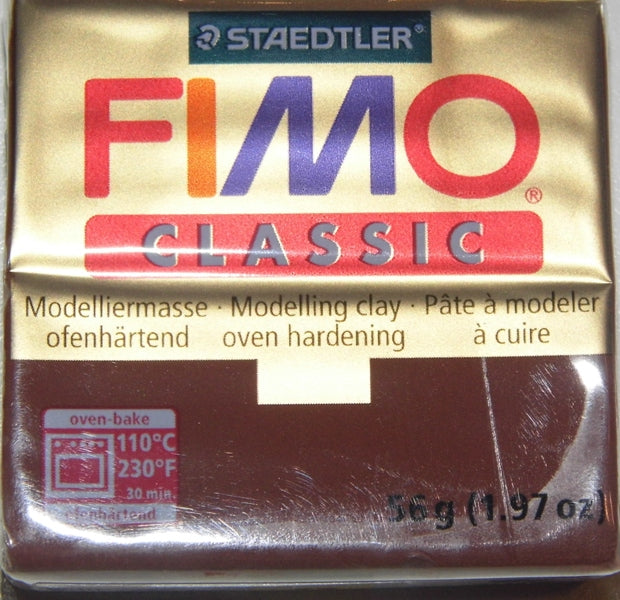 Dolls House Miniature Chocolate Fimo Classic, DIY - The Dolls House Store