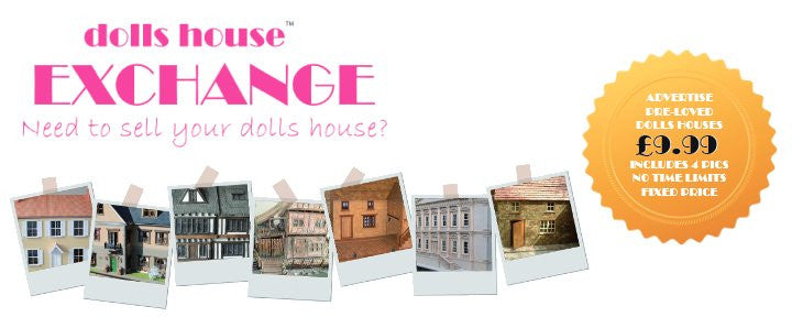 Dolls House Exchange - Sell your dolls house online