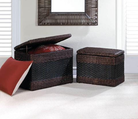 Nesting Storage Trunk Duo