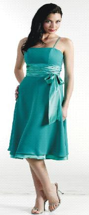 Jade Bridesmaid Dress