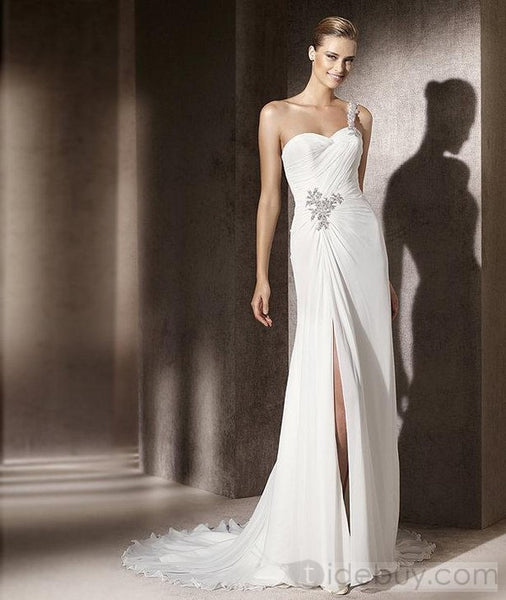 Chiffon Destination Gown