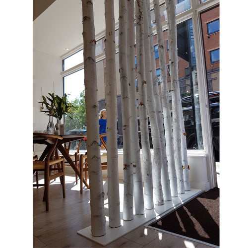 Birch Freestanding Screen