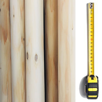 NEW Pine Pole (1m-1.9m Length)