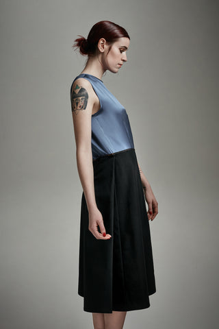 "Sik and Cotton ""Iris"" Dress"