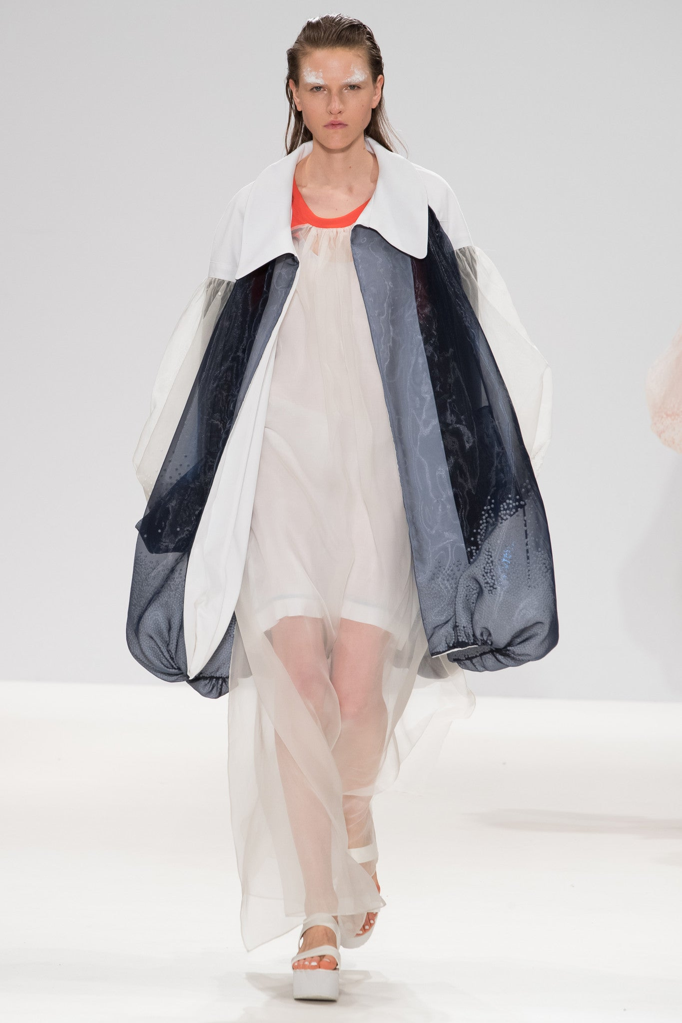 "Poly Balls Interactive ""Stratus"" Coat"