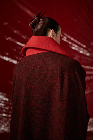 "Wool ""Cherry"" Jacket"