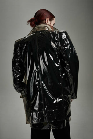 "Plastic ""Tracy"" Jacket"