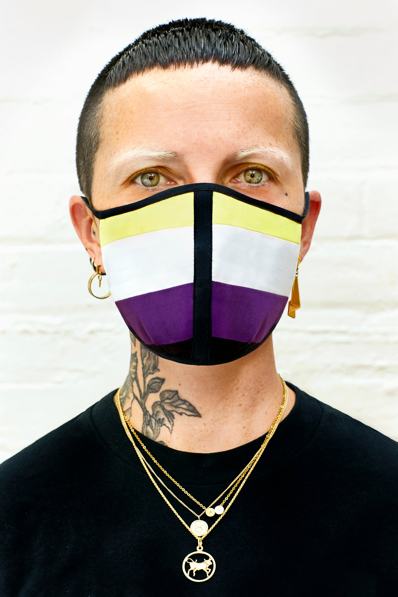 Non Binary Flag Mask