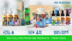 Buy Full Spectrum CBD