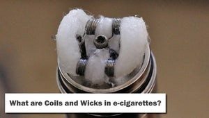 What are Coils and Wicks in e-Cigarettes?