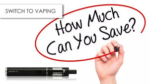 How Much Can You Save by Switching to Vaping?