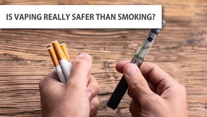 Is Vaping really safer than Smoking?