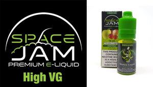 Space Jam High VG Liquids Now Available