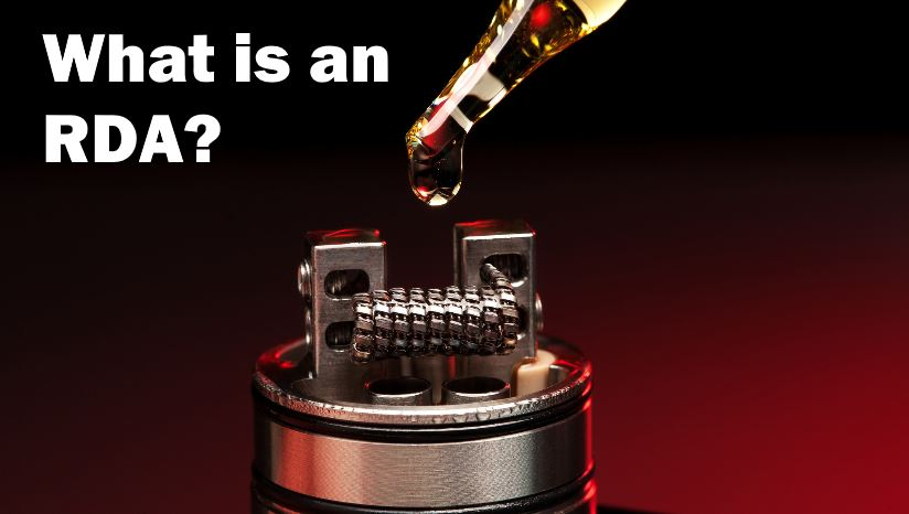 Vaping Guide: What is an RDA?